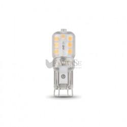 Лампа Gauss LED G9 3W 220V 4100K 107409203