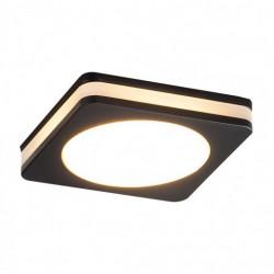 Встраиваемый светодиодный светильник Maytoni Phanton DL2001-L7B