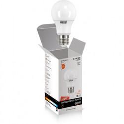 Лампа Gauss LED Elementary A60 E27 6.5W 220V 2700K 23217