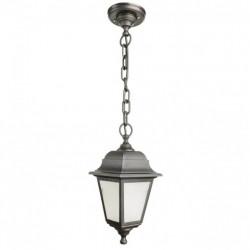 Уличный подвесной светильник Arte Lamp Zagreb A1114SO-1BK