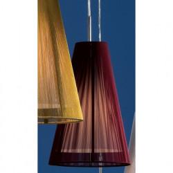 Подвесной светильник Citilux Бордовый CL936002