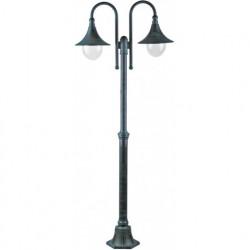 Садово-парковый светильник Arte Lamp Malaga A1086PA-2BG