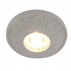 Встраиваемый светильник Arte Lamp Elogio A5074PL-1WH