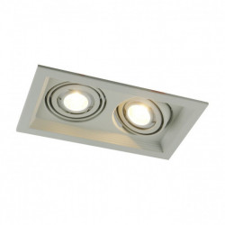 Встраиваемый светильник Arte Lamp A6661PL-2WH