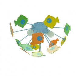 Потолочная люстра Citilux Рыбки 1300