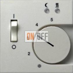 Терморегулятор для теплого пола (Eberle), цвет Белый, Gira