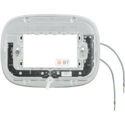 BT Axolute Суппорт с подсветкой 230 Вт 2,5мА 0,3Вт для эллипс. рамки 3 мод
