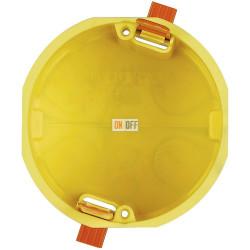 BT Коробка монтажная для полых стен под суппорт 2 мод d. 68