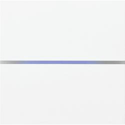 Basalte 201-04 Sentido лицевая панель 2 - клавишная - satin white