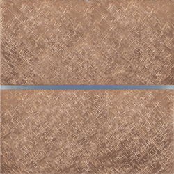 Basalte 201-19 Sentido лицевая панель 2 - клавишная - fer forg rose