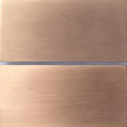 Basalte 201-20 Sentido лицевая панель 2 - клавишная - soft copper