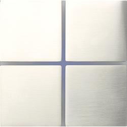 Basalte 202-07 Sentido лицевая панель 4 - клавишная - brushed nickel
