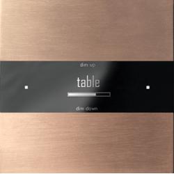 Basalte 301-20 Deseo лицевая панель - soft copper