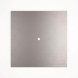 1 - клавишный выключатель Tense KNX INTA1 Aluminium