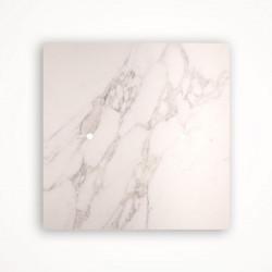 2 - клавишный выключатель Tense KNX INTSCM2 Stone Calacatta Marble