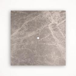 1 - клавишный выключатель Tense KNX INTSEGM1 Stone Emperador Grey Marble