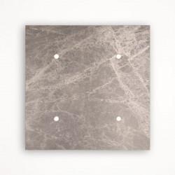 4 - клавишный выключатель Tense KNX INTSEGM2 Stone Emperador Grey Marble
