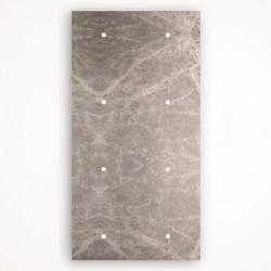 8 - клавишный выключатель Tense KNX INTSEGM8 Stone Emperador Grey Marble