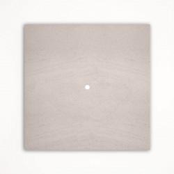 1 - клавишный выключатель Tense KNX INTSFW1 Stone French White