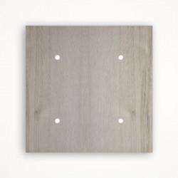 4 - клавишный выключатель Tense KNX INTSOGM4 Stone Oak Grey Marble